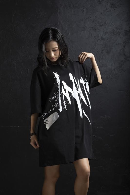 """【グッズ-Tシャツ】ファンキル """"threshold"""" LIMITED T-shirt 「IMT」by MASATO KIMURA サブ画像2"""
