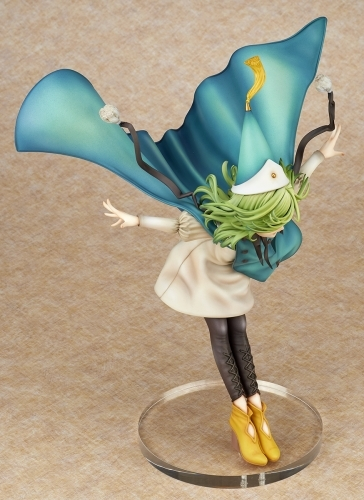 【フィギュア】とんがり帽子のアトリエ ココ 1/6スケール PVC製塗装済み完成品【特価】 サブ画像7