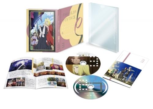 【DVD】TV ダンジョンに出会いを求めるのは間違っているだろうかⅡ Vol.3<初回仕様版> サブ画像2