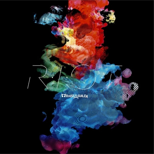 【マキシシングル】BanG Dream!(バンドリ!) 「R・I・O・T」/RAISE A SUILEN 【通常盤】