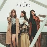 【主題歌】TV 続・終物語 ED「azure」/TrySail 初回生産限定盤
