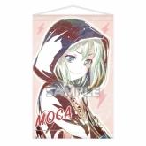 バンドリ! ガールズバンドパーティ! Ani-Art  B2タペストリー 青葉モカ(Afterglow)