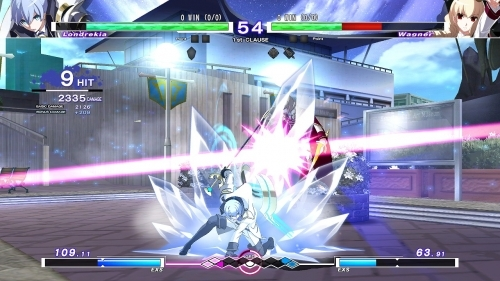 【NS】UNDER NIGHT IN-BIRTH Exe:Late[cl-r] サブ画像2