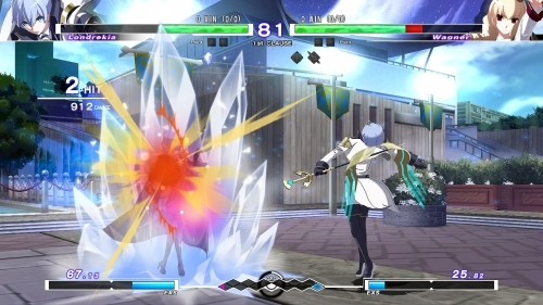 【PS4】UNDER NIGHT IN-BIRTH Exe:Late[cl-r] サブ画像5