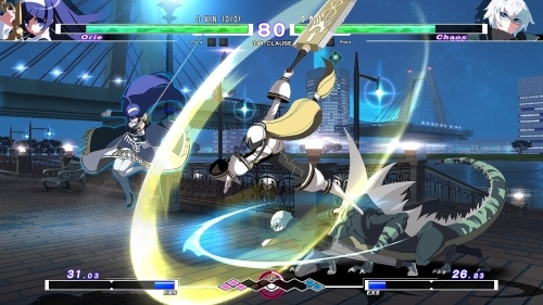 【PS4】UNDER NIGHT IN-BIRTH Exe:Late[cl-r] サブ画像7