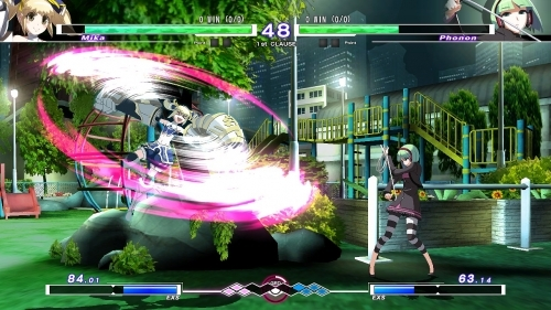 【PS4】UNDER NIGHT IN-BIRTH Exe:Late[cl-r] サブ画像9
