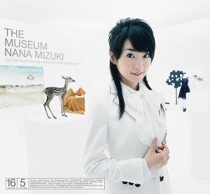 【アルバム】水樹奈々/THE MUSEUM