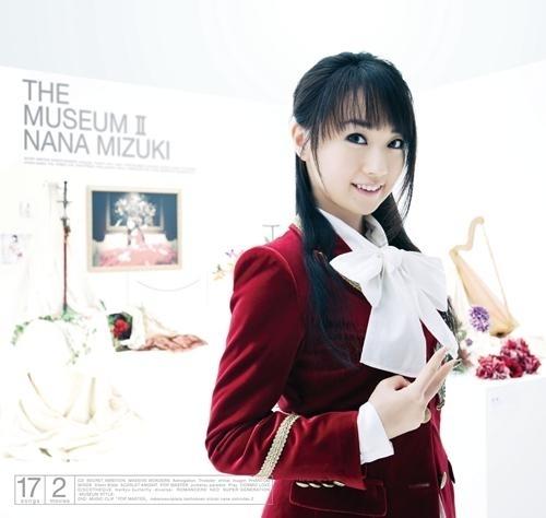 【アルバム】水樹奈々/THE MUSEUM II DVD付