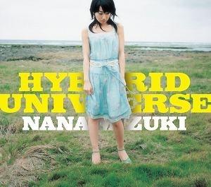 【アルバム】水樹奈々/HYBRID UNIVERSE