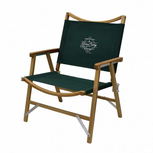 【グッズ-椅子】ゆるキャン△ おじいちゃんのウッドチェア