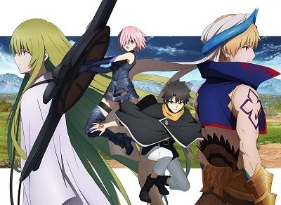 【DVD】TV Fate/Grand Order -絶対魔獣戦線バビロニア- 1 【完全生産限定版】