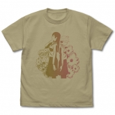 やがて君になる 侑&燈子 Tシャツ/SAND KHAKI-L