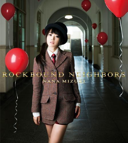 【アルバム】水樹奈々/ROCKBOUND NEIGHBORS 初回限定盤DVD付