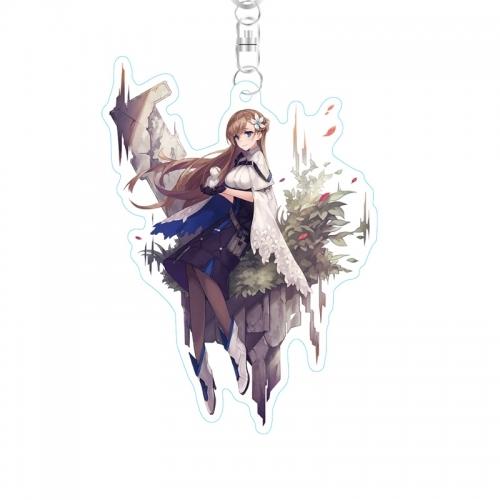 【ファントム オブ キル】 ストラップ付キル姫アクリルキーホルダー ソロモン(ギアハック前)