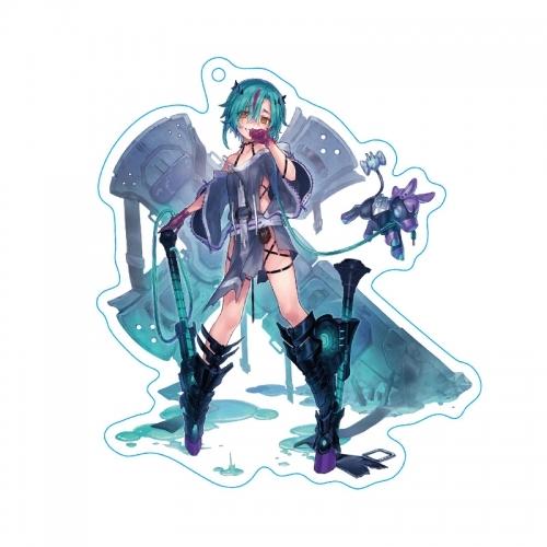 【ファントム オブ キル】 ストラップ付キル姫アクリルキーホルダー ヘレナ・D.plug・ロキ