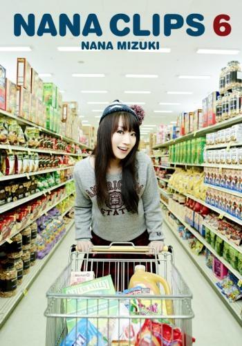 【DVD】水樹奈々/NANA CLIPS 6