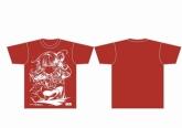 ライブレボルト リアニ10コラボTシャツ Lサイズ