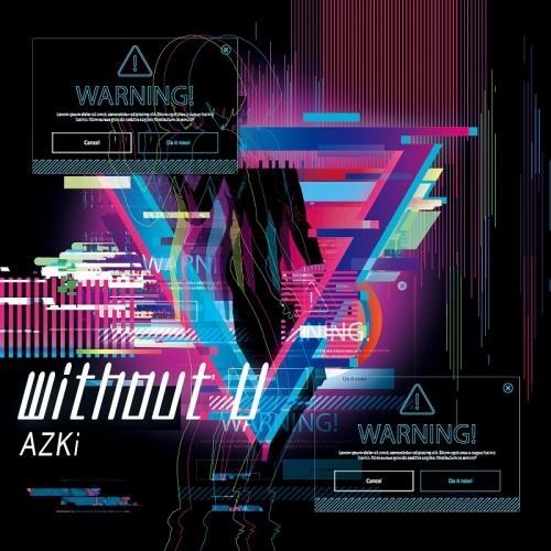 【アルバム】without U/AZKi Type-B