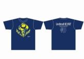 ライブレボルト 2nd LIVE「LiveRevolt RE:VOLT」Tシャツ 青 Lサイズ