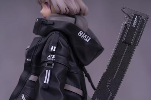 【フィギュア】A-Z:[B] 1/7スケール ABS&PVC 製塗装済み完成品【特価】 サブ画像6
