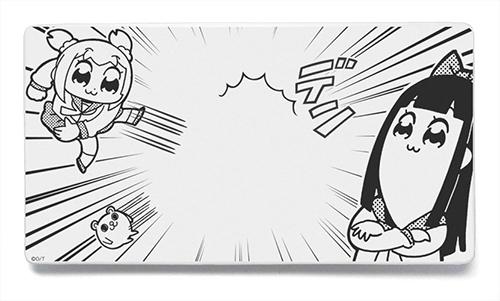 【グッズ-皿】ポプテピピック コミック皿 サブ画像2
