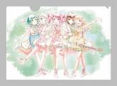 バンドリ!ガールズバンドパーティ! Ani-Art クリアファイル Pastel*Palettes【ゲーマーズ限定】