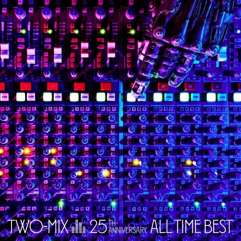 【アルバム】TWO-MIX 25th Anniversary ALL TIME BEST【通常盤】