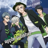 TV DYNAMIC CHORD ED「BACK 2 SQUARE 1」/apple-polisher 初回限定盤