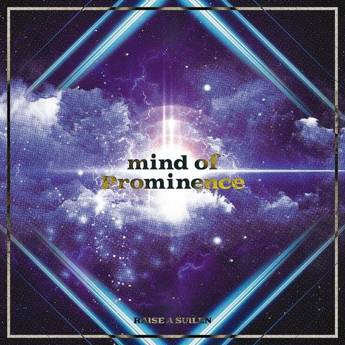 【マキシシングル】BanG Dream!(バンドリ!) 「mind of Prominence」/RAISE A SUILEN 【通常盤】CD