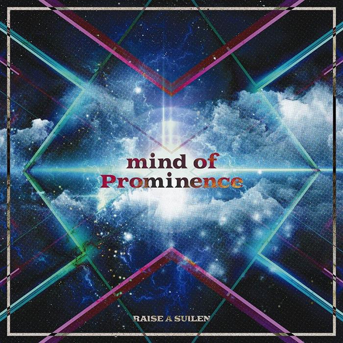 【マキシシングル】BanG Dream!「mind of Prominence」/RAISE A SUILEN 【Blu-ray付生産限定盤】CD+BD