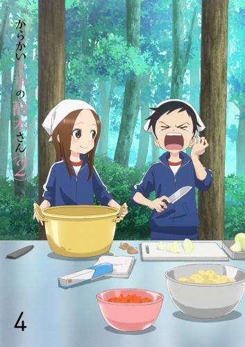 【Blu-ray】TV からかい上手の高木さん2 Vol.4 【初回生産限定版】