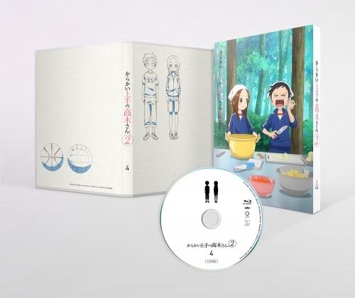 【Blu-ray】TV からかい上手の高木さん2 Vol.4 【初回生産限定版】 サブ画像2