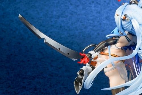 【フィギュア】Z/X -Zillions of enemy X-「各務原 あづみ」 1/7スケールフィギュア サブ画像9