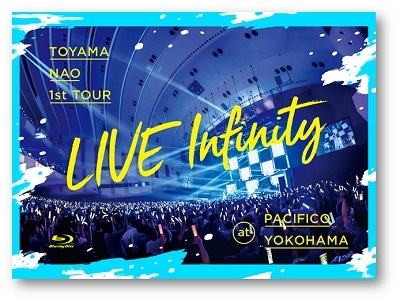 "【Blu-ray】「1st TOUR ""LIVE Infinity"" at パシフィコ横浜」/東山奈央"