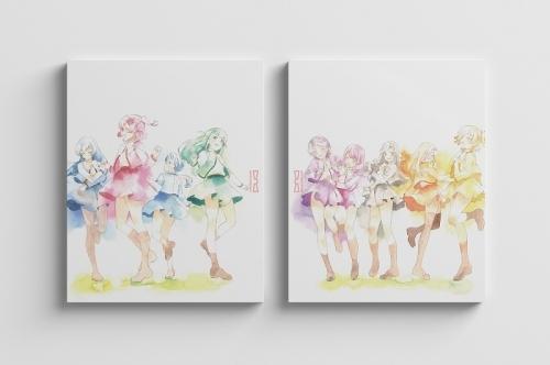 【Blu-ray】TV 少女☆歌劇 レヴュースタァライト Blu-ray BOX ② サブ画像2