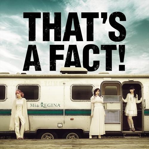 【アルバム】Mia REGINA/1st ALBUM