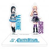 ライブレボルト 3rd TOUR LIVE「LiveRevolt REBIRTH」アクリルスタンディセット~RumBlue~