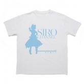 電脳少女シロ Tシャツ WHT XLサイズ 【42FOTYTWO×VTuber】