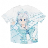 電脳少女シロ フルグラフィックTシャツ 【42FOTYTWO×VTuber】
