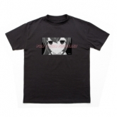 YUA/藤崎由愛 Tシャツ BLK フリーサイズ 【42FOTYTWO×VTuber】
