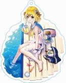 ファントム オブ キル ストラップ付キル姫アクリルキーホルダー ミネルヴァ(海上編)