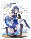ファントム オブ キル ストラップ付キル姫アクリルキーホルダー ネス(海上編)
