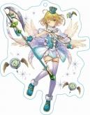 ファントム オブ キル ストラップ付キル姫アクリルキーホルダー シタ・聖鎖・メタトロン
