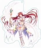 ファントム オブ キル ストラップ付キル姫アクリルキーホルダー シェキナー・聖鎖・ラファエル