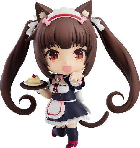 【フィギュア】ネコぱら ねんどろいど ショコラ【特価】