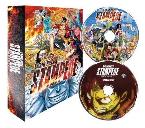【Blu-ray】劇場版 ONE PIECE STAMPEDE スペシャル・デラックス・エディション