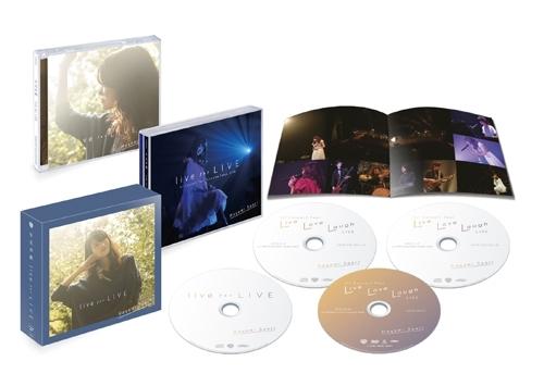 【アルバム】早見沙織/live for LIVE DVD付 サブ画像2