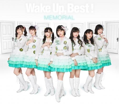 【アルバム】Wake Up,Girls! Wake Up,Best! MEMORIAL 完全生産限定盤