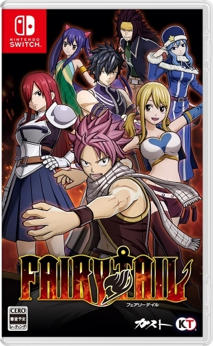 【NS】FAIRY TAIL