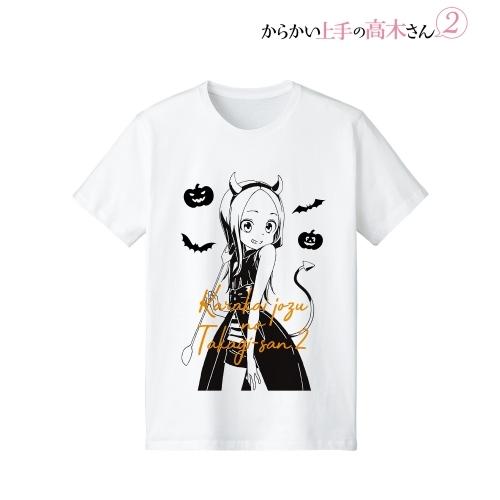 【グッズ-Tシャツ】からかい上手の高木さん2 描き下ろしイラスト Tシャツレディース(サイズ/L)
